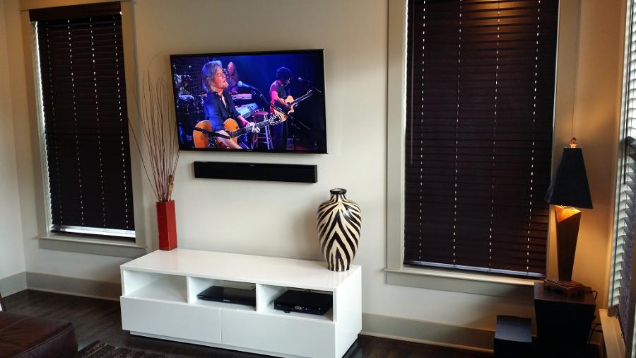 On Wall TV Mounting Nashville, TN